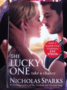 nicholas sparks the lucky one Find great deals on ebay for nicholas sparks the lucky one and nicholas sparks message in a bottle shop with confidence.